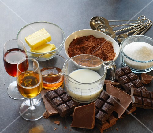 chocolate truffle ingredients
