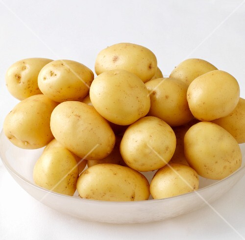 A bowl of potatoes