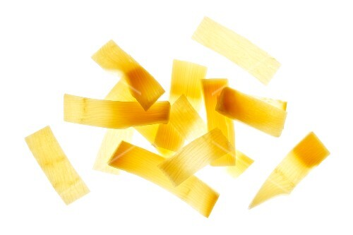 Sliced bamboo shoots