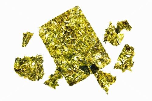 Algae sheets