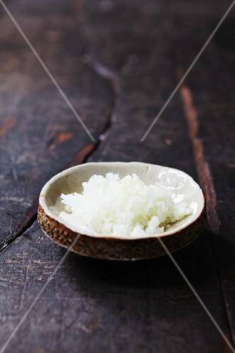 Small Bowl o f Sea Salt