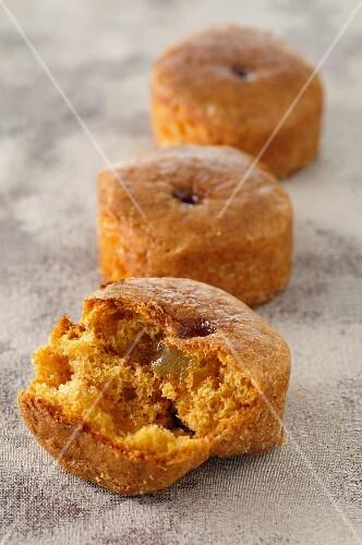 Nonnettes (around honey cakes, France)