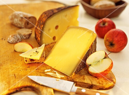 Cheese for supper