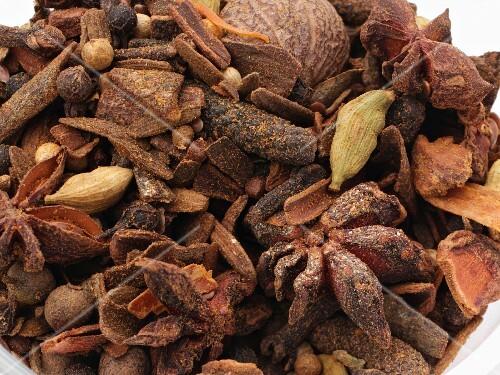 Ras el hanout spice mixture