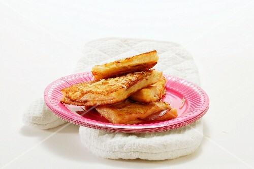 French toast with cheese