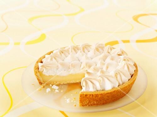 Homemade Lemon Meringue Pie