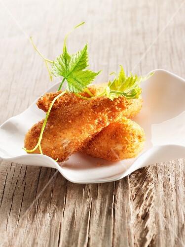 Breaded chicory