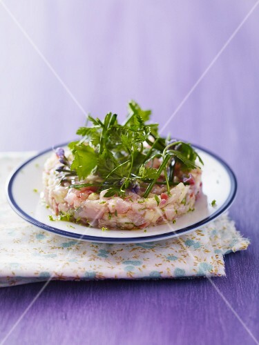 Mackerel tatar