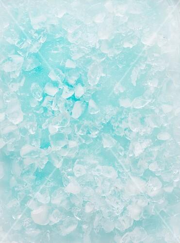 Ice cubes (full frame)