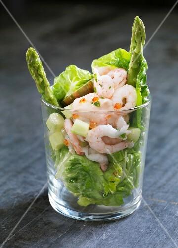 Shrimp cocktail