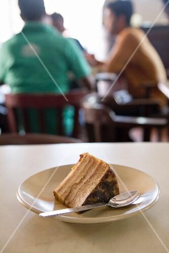Bebinca - Goan layer cake, India