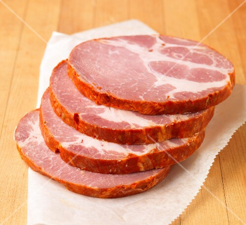 Capocollo (Italian sausage made from parts of pork neck and head)