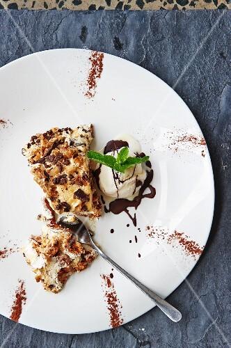 Dolce della Nonna (Italian dessert)