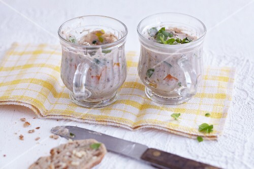 Chestnut and vegetable spread