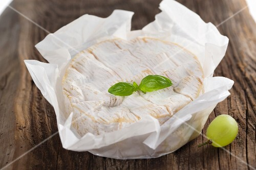 Camembert from Normandy