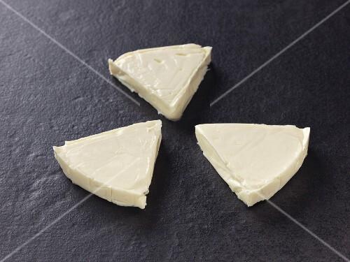 Creme de gruyere (French cow's milk cheese)