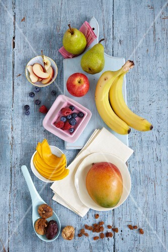 Healthy fruit for babies