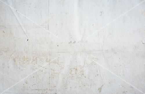 Used baking paper (full frame)