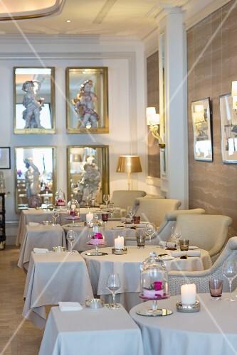 Haerlin restaurant, Fairmont Hotel Vier Jahrezeiten