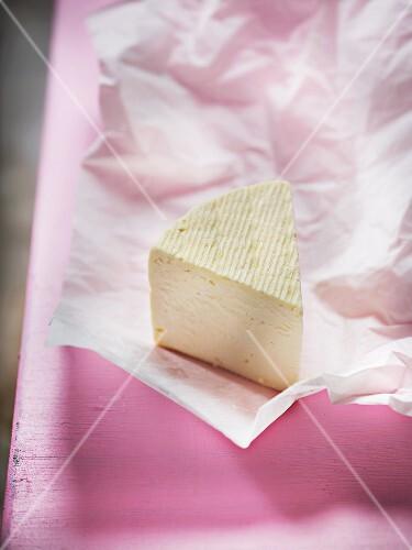 Fresh Munster cheese