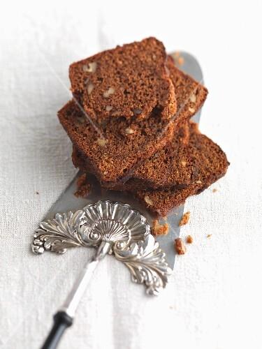 Lekach (Jewish honey cake)