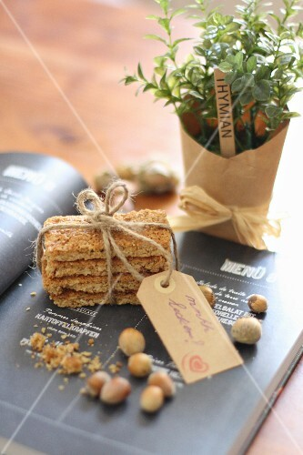 Muesli bars as a gift