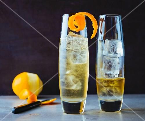 Whiskey Soda