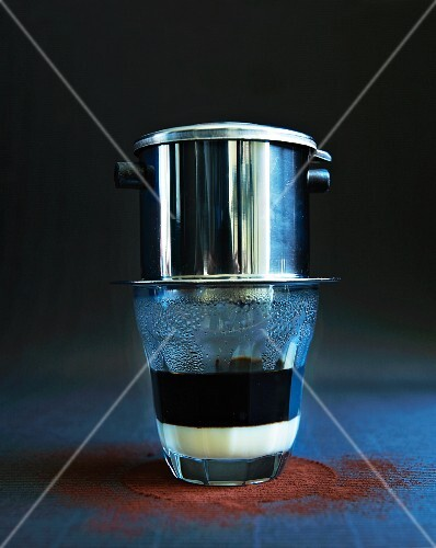 Cha Pe (Vietnamese coffee speciality)