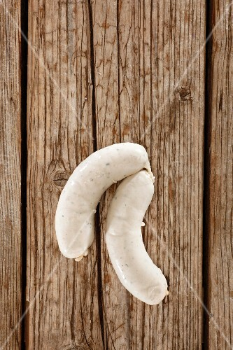 White sausages from Bavaria