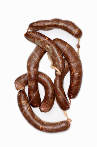 Sucuk sausages