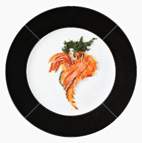 Fashion Food: Graved Lachs mit Dill (Schweden)
