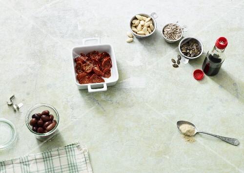 Umami ingredients - the fifth taste bud for vegans