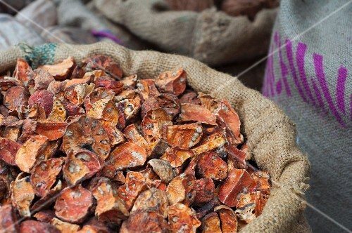 Dried bael (Bengali quince)
