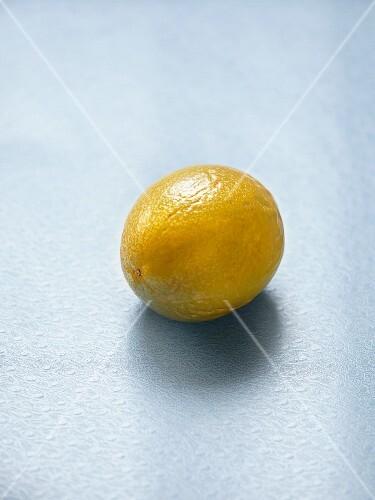 A passion fruit