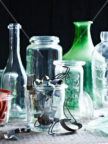 Bottling jars