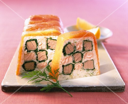 Gourmet fish terrine