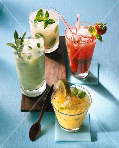 Herb cocktails