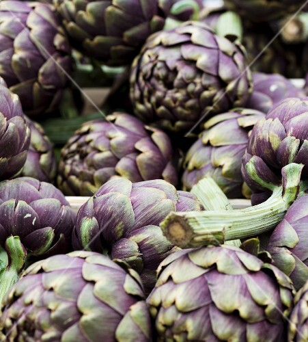 Artichokes (close-up)