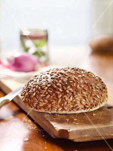 Fiaker bread with sunflower seeds