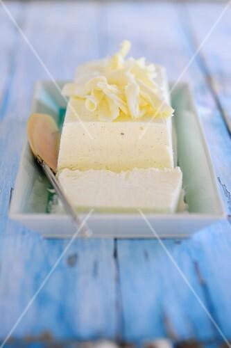 Vanilla parfait