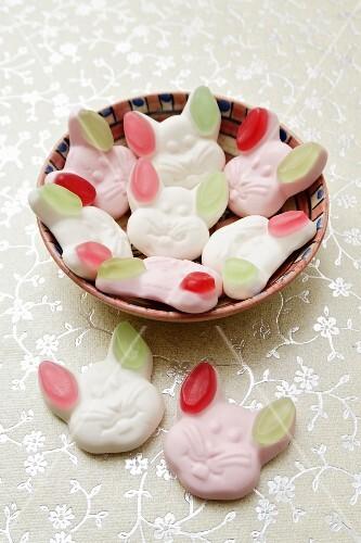 Jelly rabbits