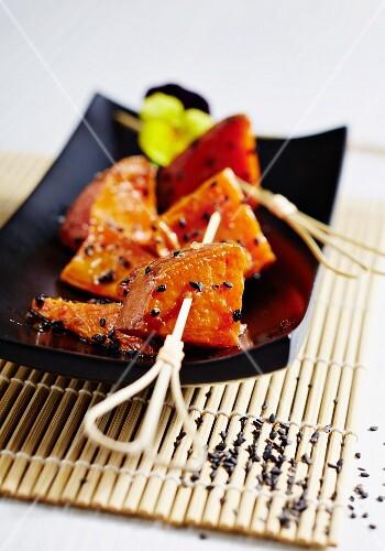 Daigaku Imo (Japanese sweet potato snack)