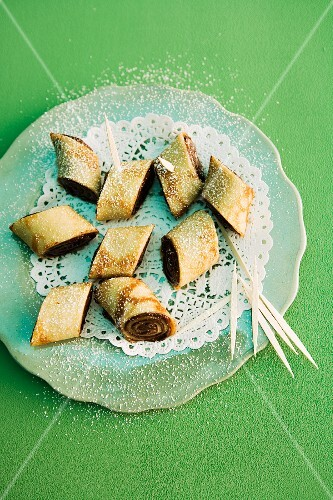 Crepe rolls