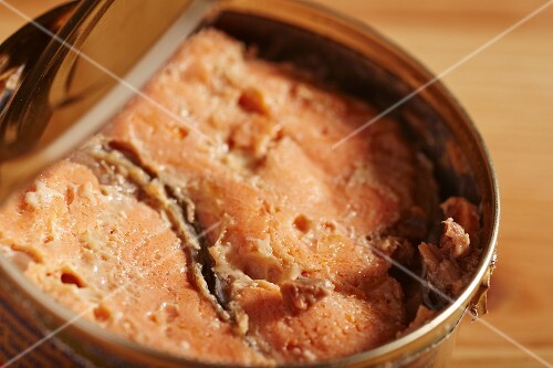Tinned salmon