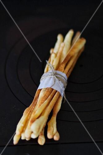 Grissini (breadsticks, Italy)