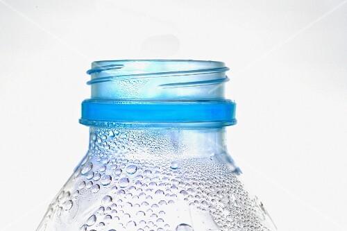 Bottle of water (detail)