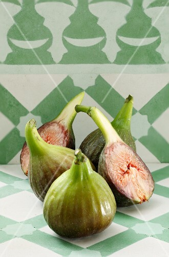 Fresh Figs; Whole and Half