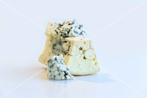 Roquefort (French blue cheese)