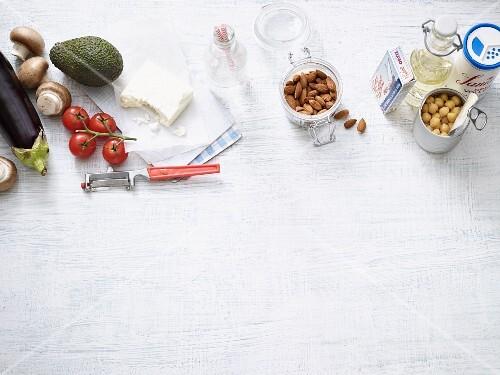 Low carb ingredients