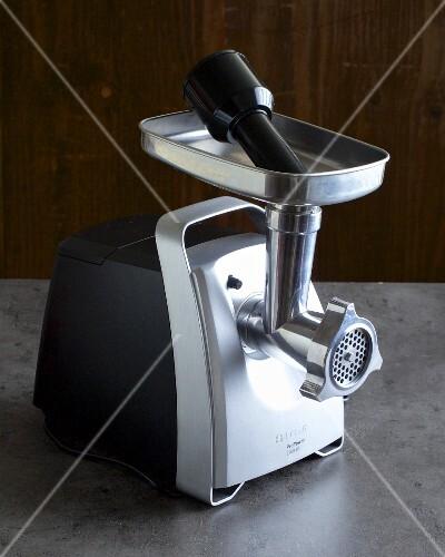 A mincing machine